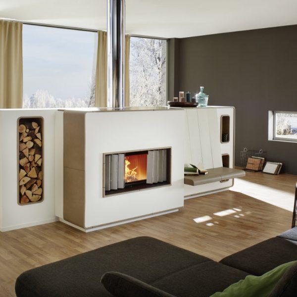 Grundofen_Modern - Ofenbau Lungau