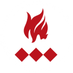Ofenbau Lungau Logo Weiss