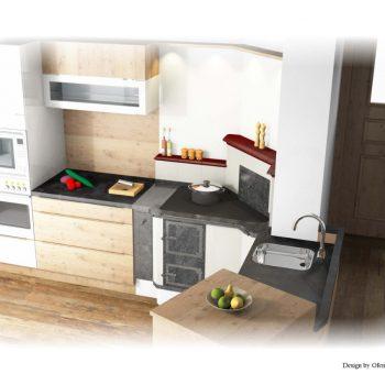 Küchenherd - Ofenbau Lungau