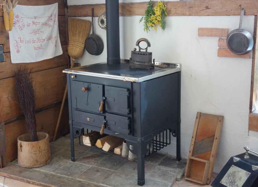 Küchenherd LBH80 - Ofenbau Lungau