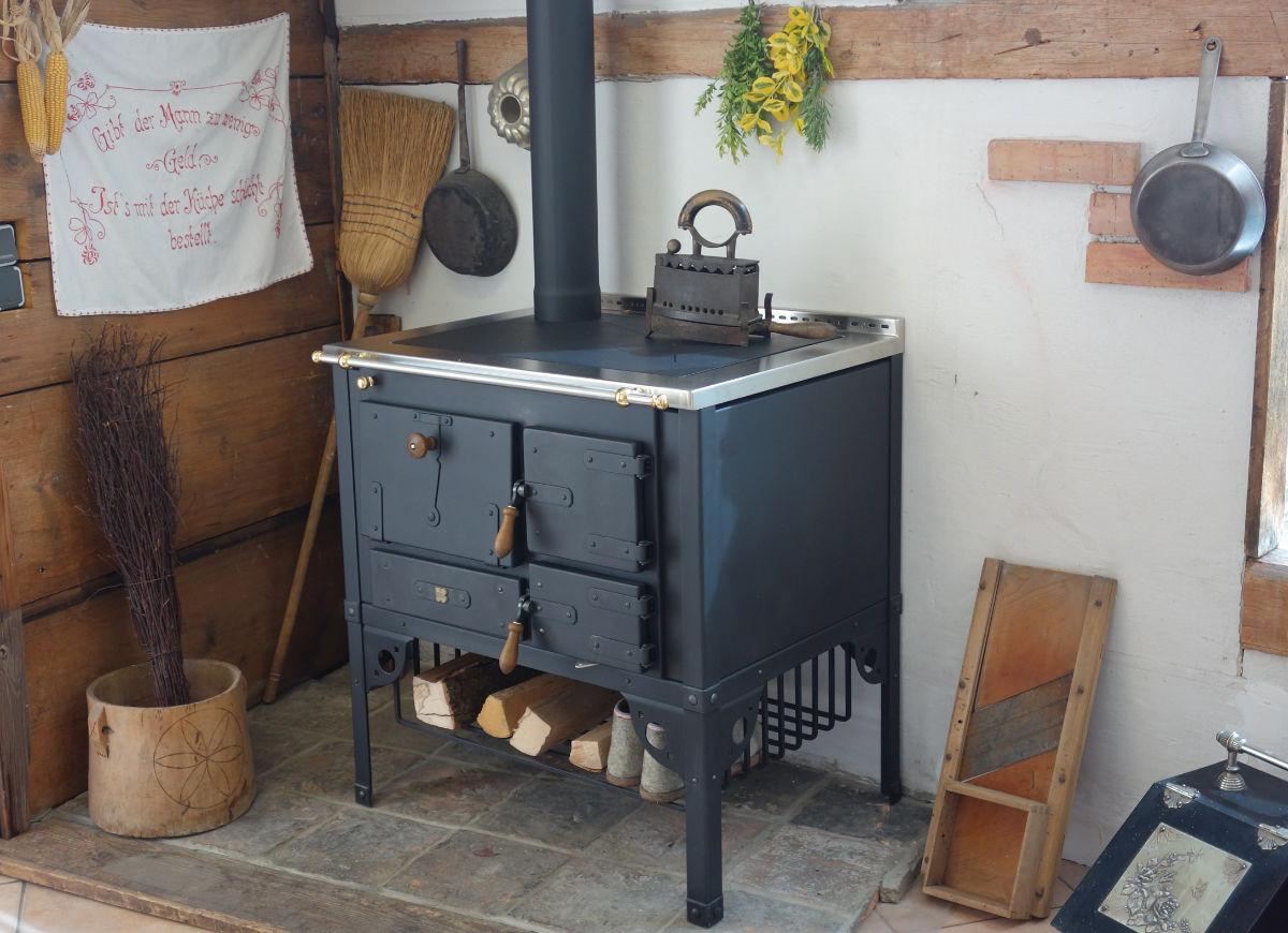 Küchenherde – Ofenbau Lungau